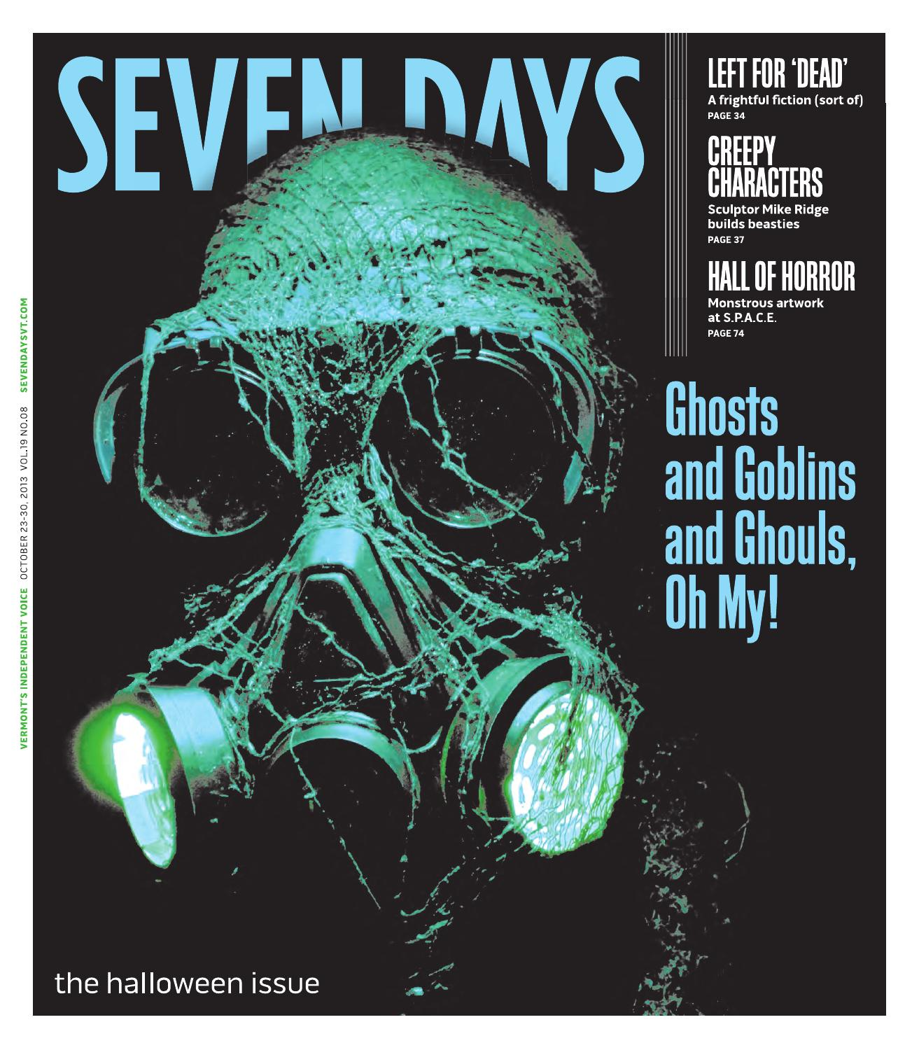Seven Days, October 23, 2013 by Seven Days - issuu