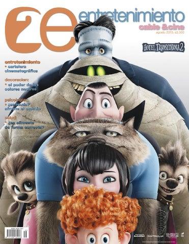 Revista Entretenimiento Cable   Cine by Revista Entretenimiento ... 5c5fdc79e09