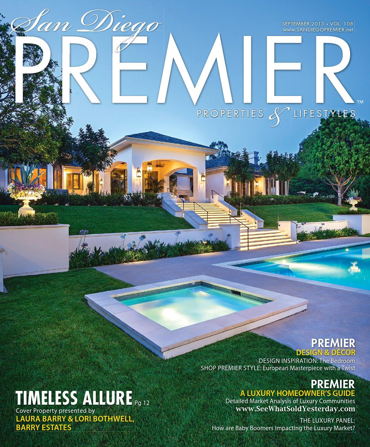 San Diego Premier 108 September 2015 by San Diego PREMIER - issuu