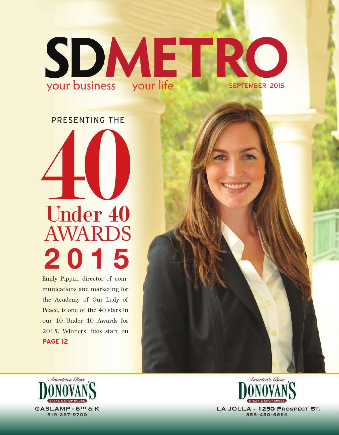 SD METRO SEPTEMBER 2015 by SD METRO - issuu