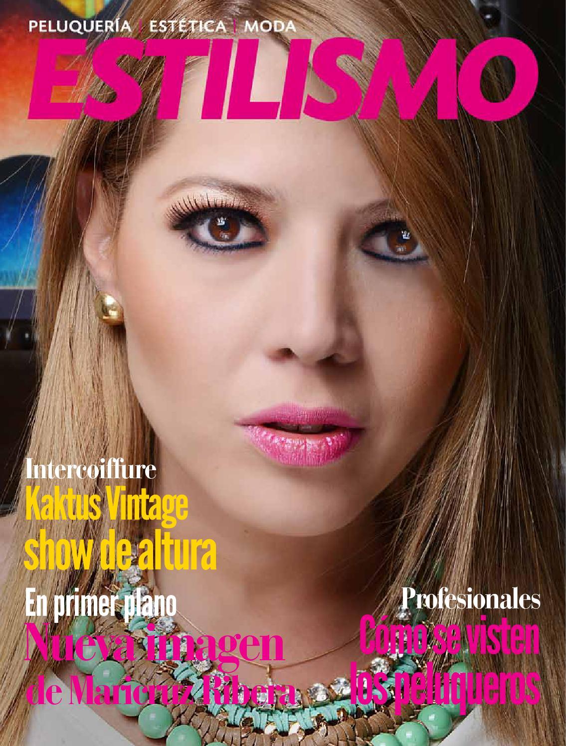 Revista Estilismo # 23 by Estilismo Peluquería Estética Moda - issuu