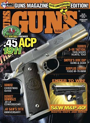 Guns Magazine 2010 - Jan by Sensei - issuu