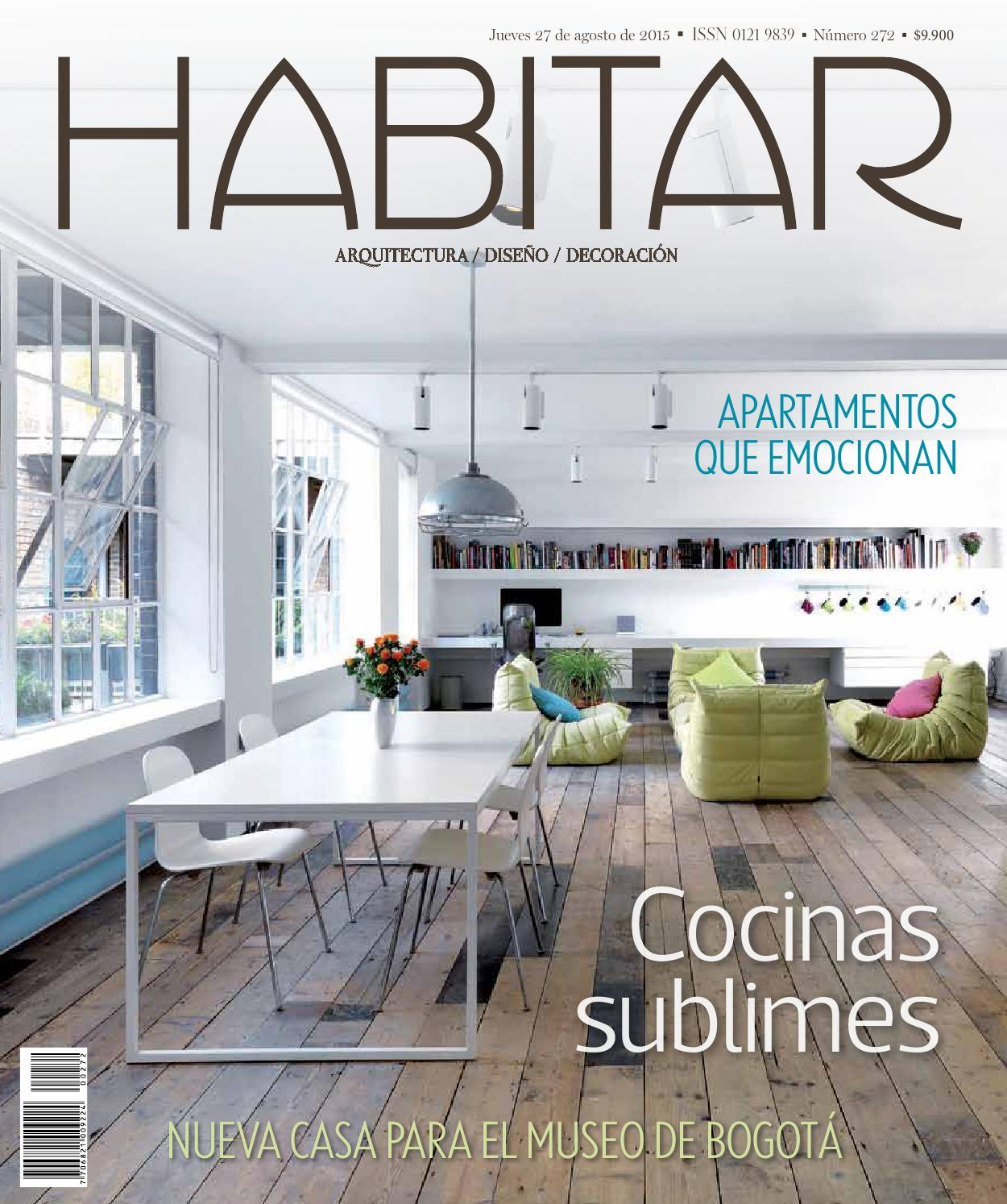Habitar No. 272 - Agosto 2015 by Revista Metrocuadrado - issuu