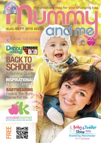ef04fc984 August-September 2015Mummy and Me Magazine by Mummy and Me Magazine ...