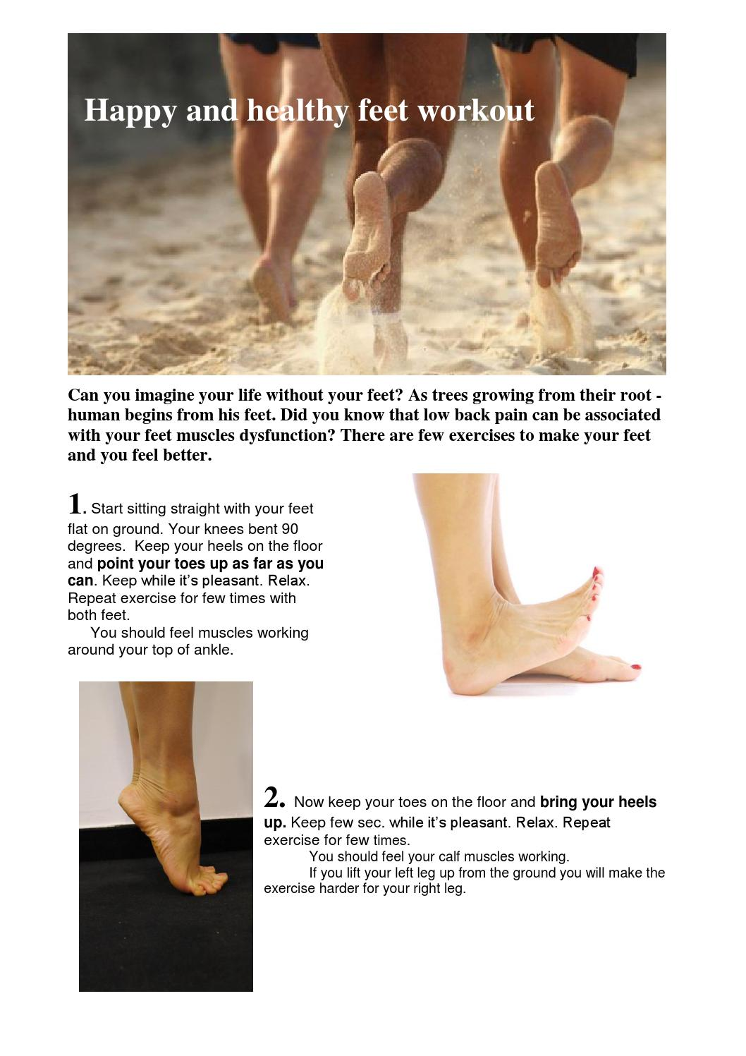The Trick To Making Your Feet Happy