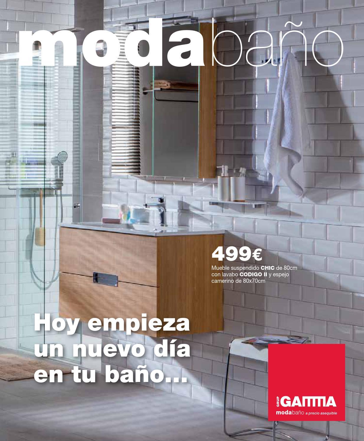 Catálogo baños 2015/16 by GRUP GAMMA - issuu
