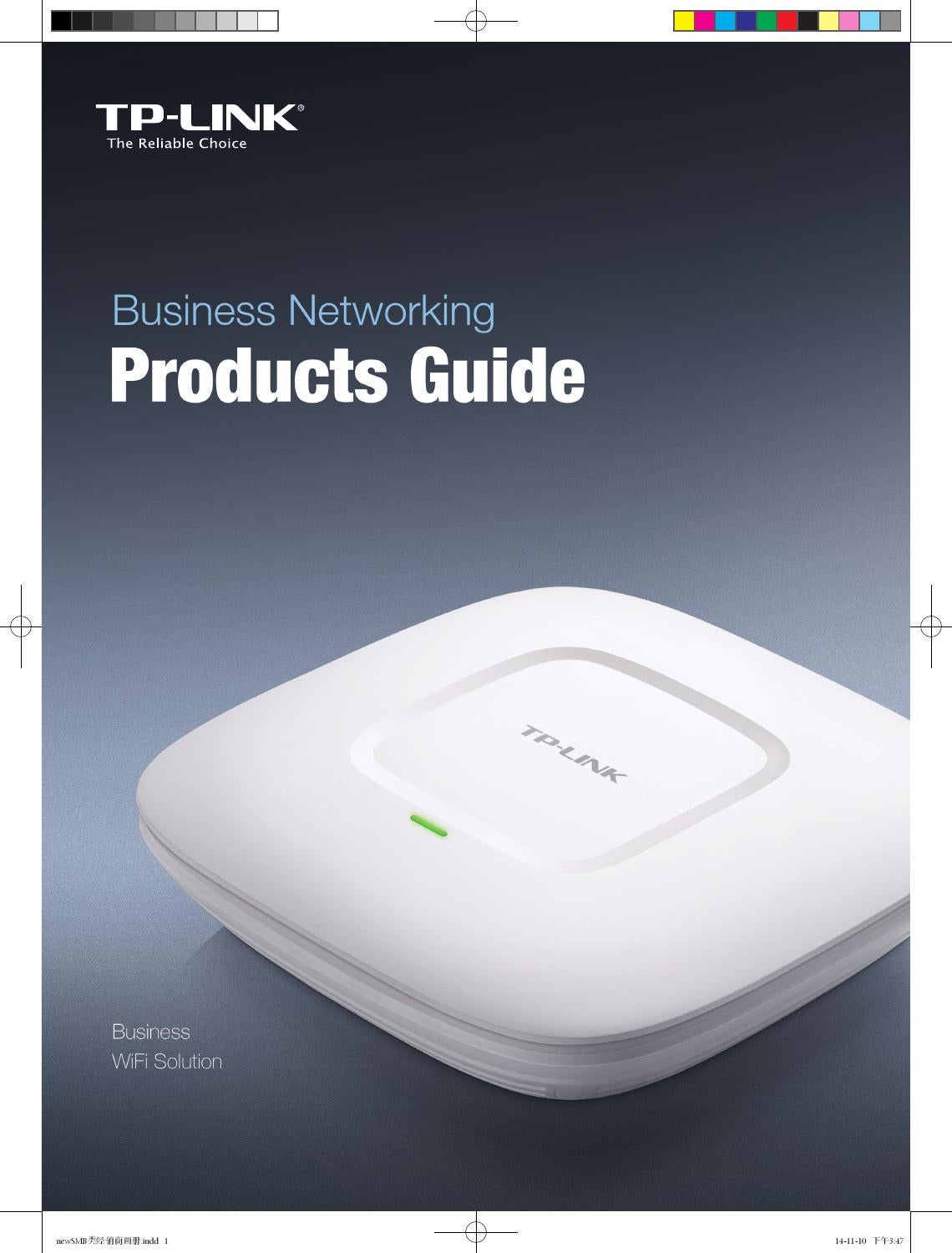 Tp-Link Networking Products in