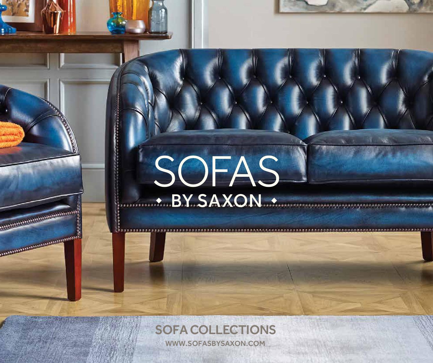 sofas by saxon brochure 2015 by saxon furniture ltd issuu. Black Bedroom Furniture Sets. Home Design Ideas