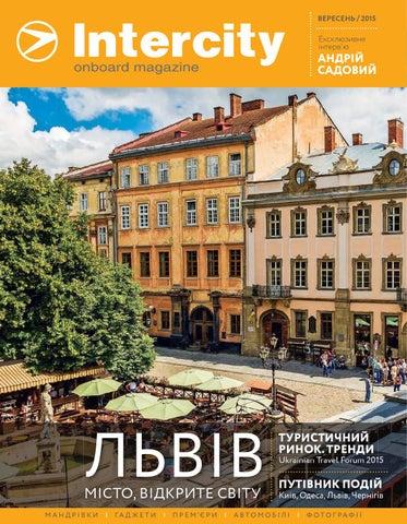 Intercity onboard magazine вересень 2015 by ICOM - issuu 8b7487888f815