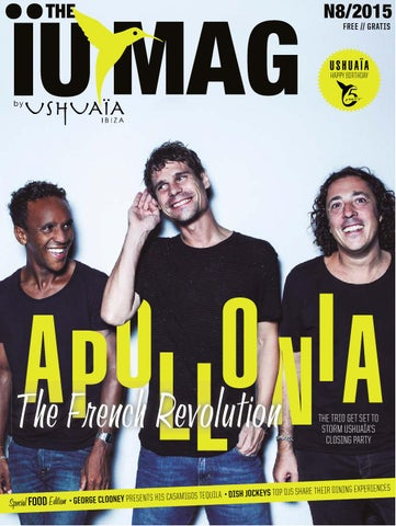 THE ÏU MAG N8 by USHUAÏA IBIZA by Palladium Hotel Group - issuu 9d31ad3d3af
