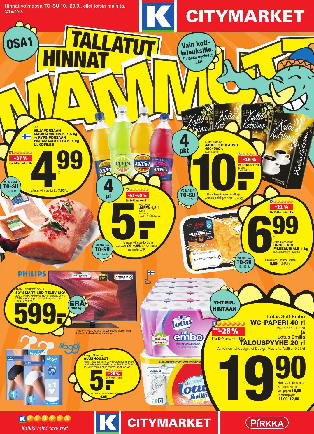 Citymarket Mammuttimarkkinat