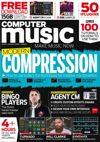 Computer music 222 (sampler) by future plc issuu.