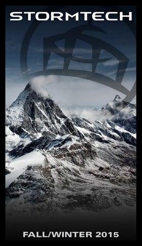 STORMTECH Fall Winter 2015 by Marcel Kuhn - issuu b8bfd1c64732
