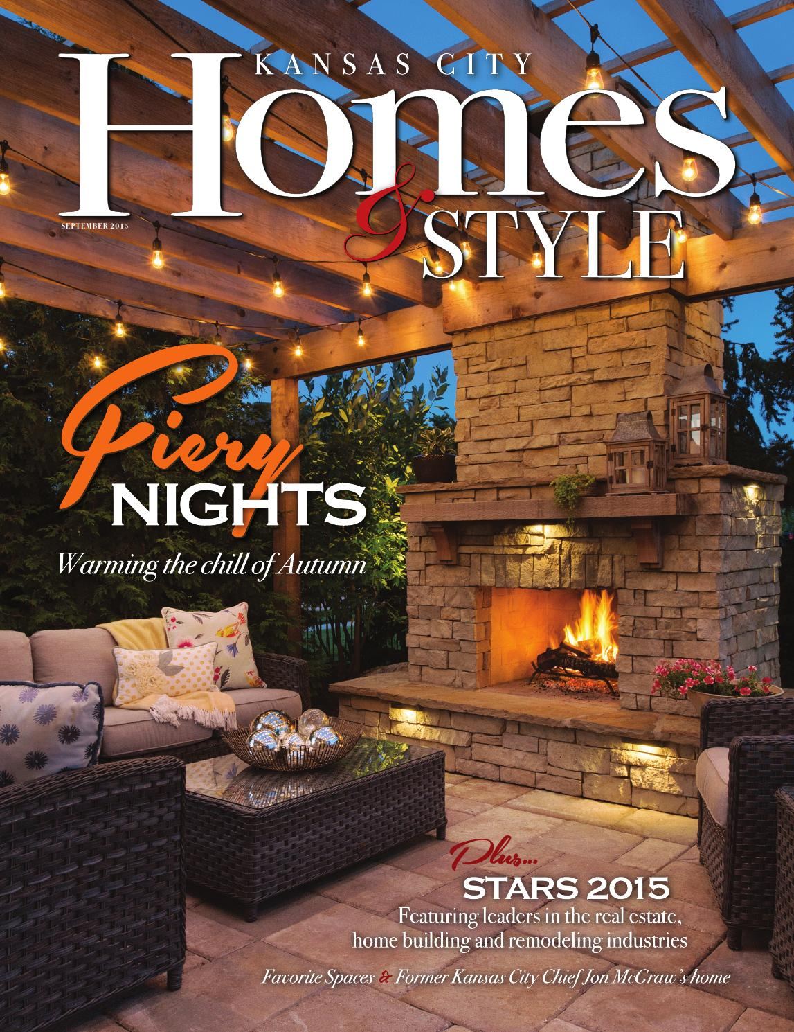 kansas city homes u0026 style september 2015 by content media issuu