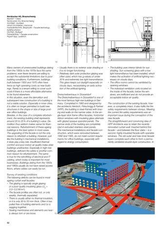 Hirsch Architekten best of detail refurbishment by detail issuu