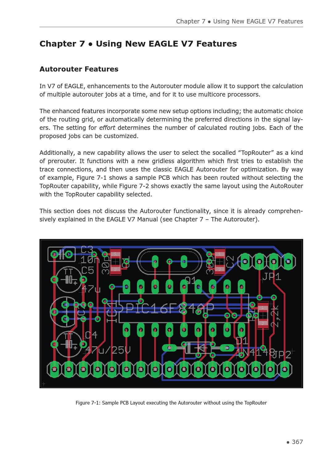 Cool Eagle Routing Images - The Best Electrical Circuit Diagram ...