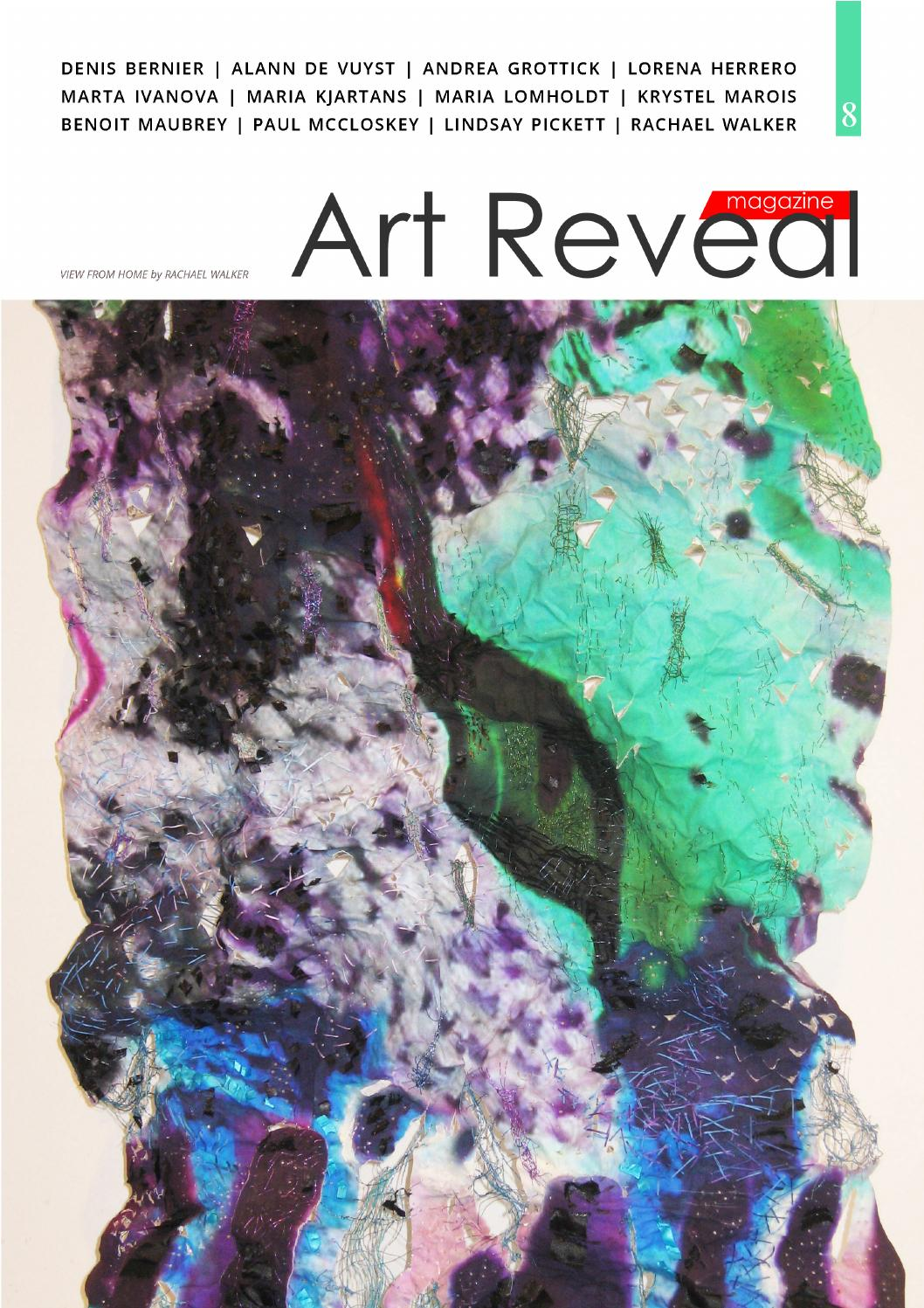 Art Reveal Magazine no. 8 by Art Reveal Magazine - issuu