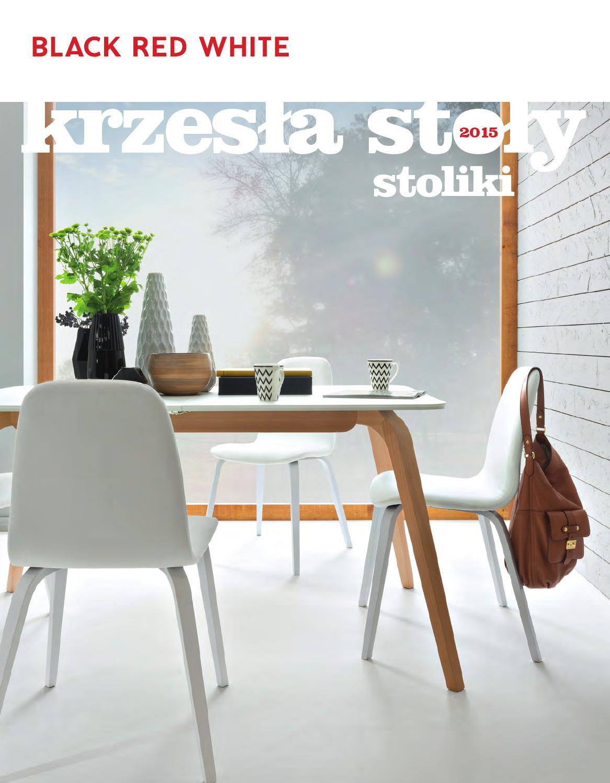 Brw Krzesła Stoły Stoliki 2015 By Finmarket Issuu