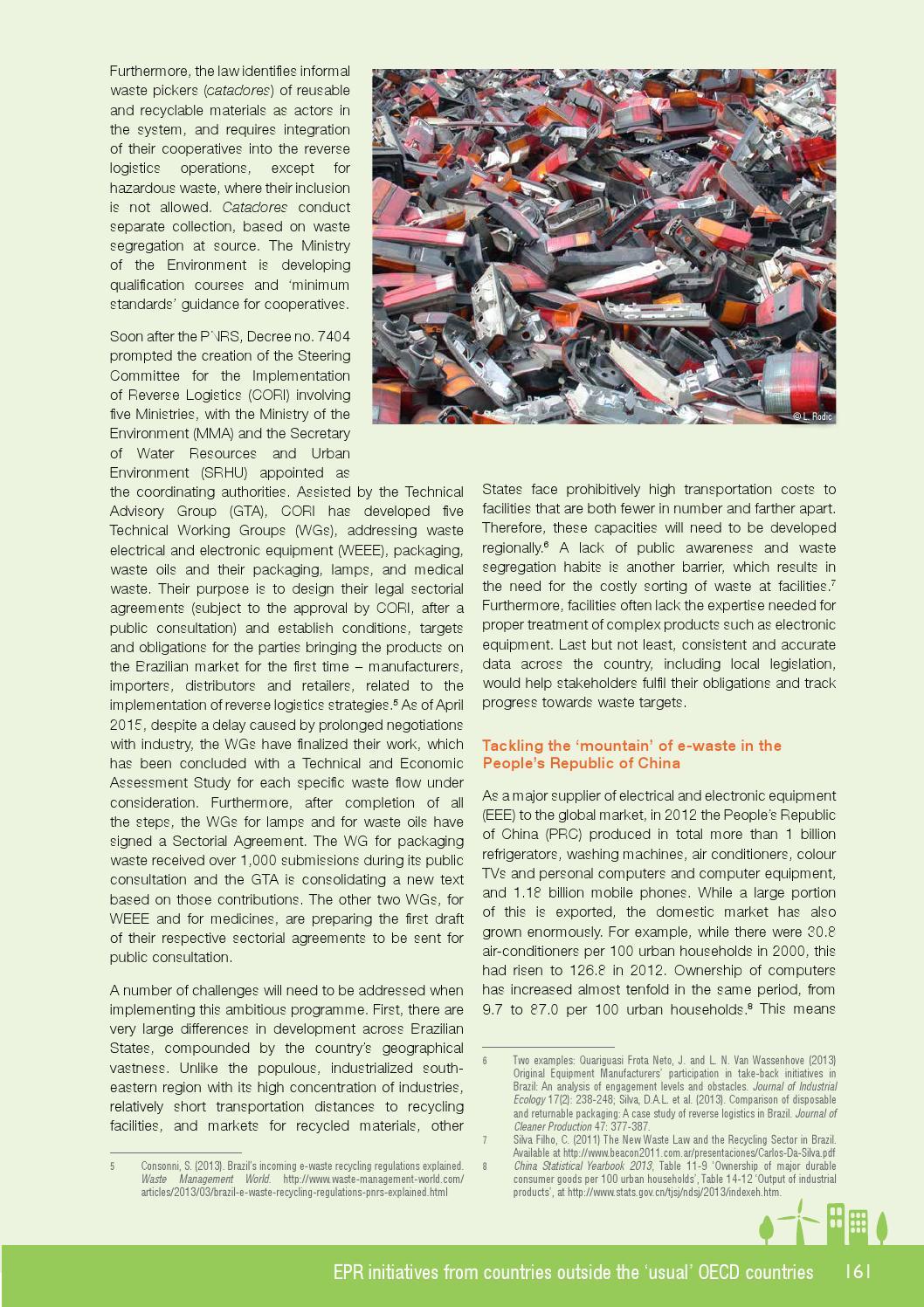 global waste management outlook 2015global waste management outlook