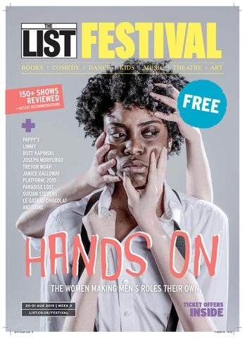 The List Festival Week 3 by The List Ltd - issuu ea089c812