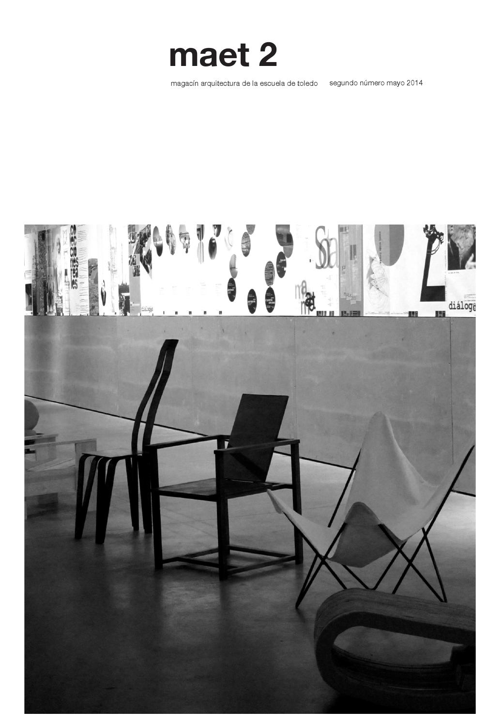 maet nº 2 by eaT<escuela de arquitectura de Toledo - issuu