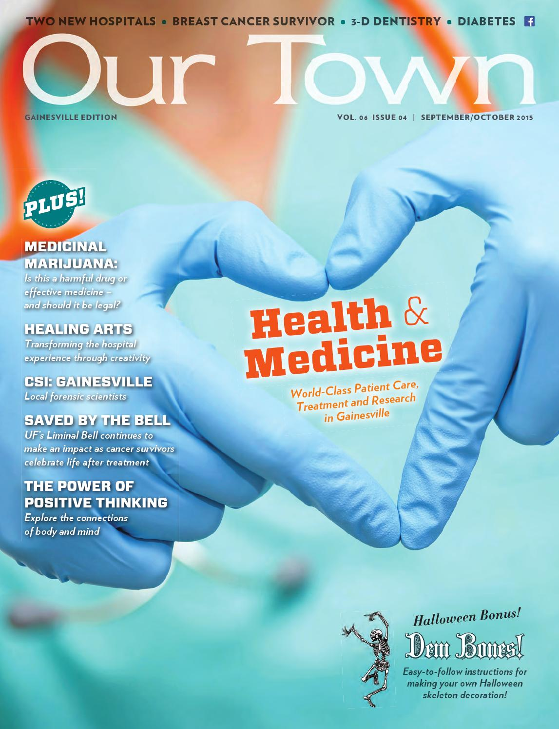 Our Town 2015 SEP-OCT (Gainesville) by Tower Publications - issuu