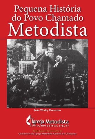 Livro pequena histria do povo chamado metodista by marceloarede issuu page 1 fandeluxe Gallery