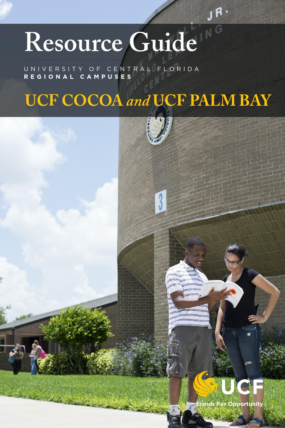 Palm Bay Student Resource Guide  2015 By Ucf Regional Campuses   Issuu