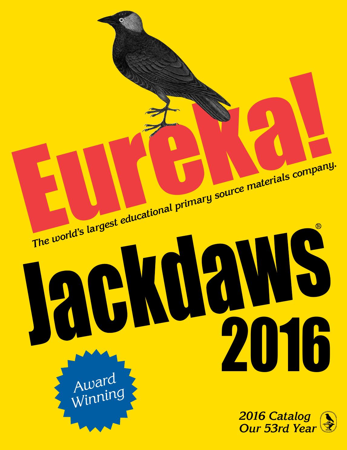 Jackdaws 2016 Catalog by Rosen Classroom - issuu