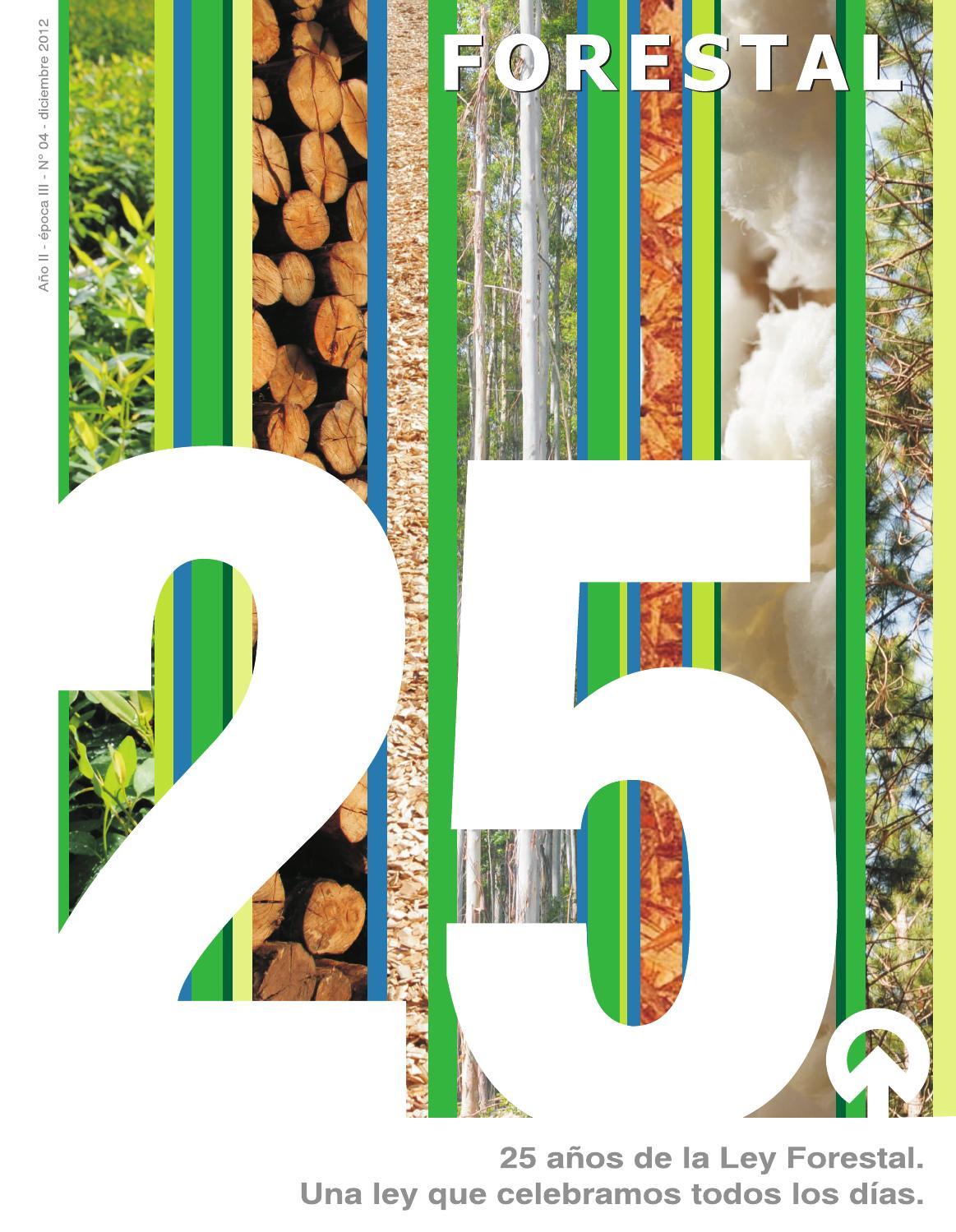 Revista Forestal #16 Diciembre 2016 by Revista Forestal - issuu
