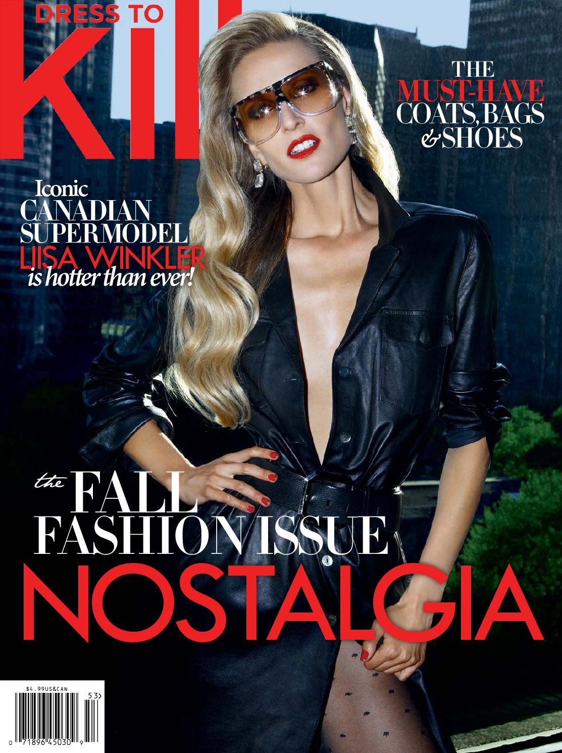 17e9ffd7b6e Dress to Kill fall issue by Dress to Kill Magazine - issuu