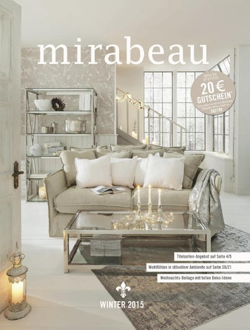 Mirabeau Versand Gmbh каталог mirabeau зима 2015 by prestige issuu