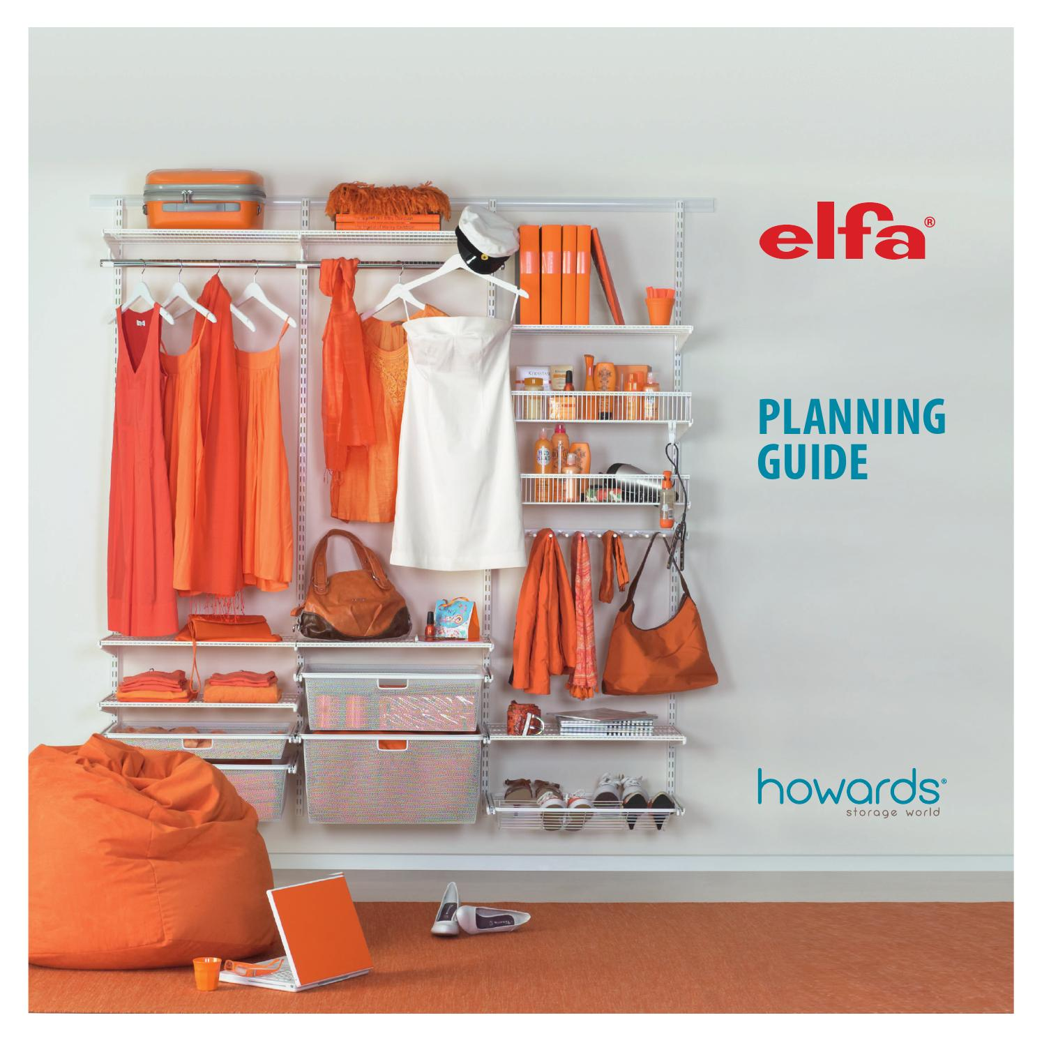 Singapore Elfa Planning Guide By Howards Storage World Aust
