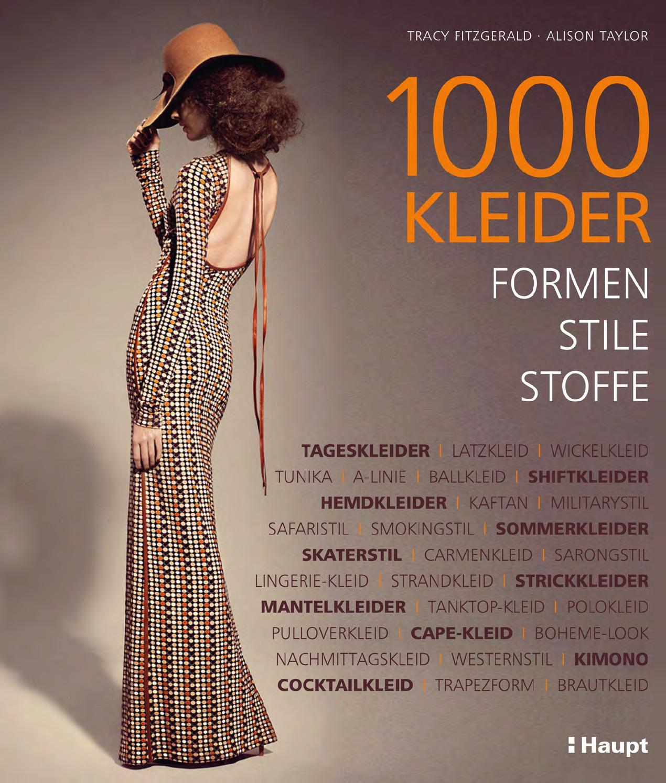 Fitzgerald/Taylor, 9 Kleider by Haupt Verlag   issuu