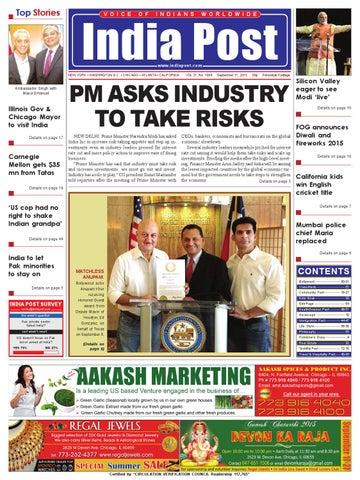 e3300d89 India-Post_09-11-2015_e-paper by Ghanshyam Bisht - issuu