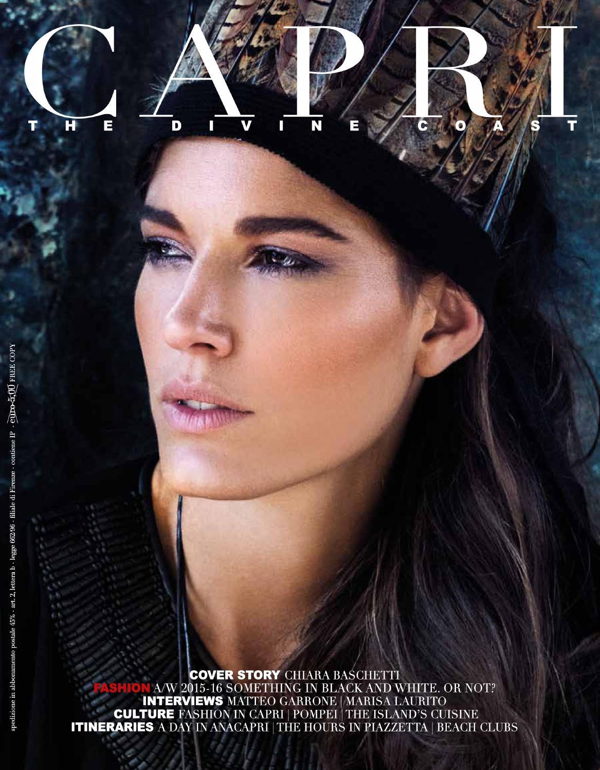Magazine Editoriale 16 Issuu Capri Srl N By Gruppo 1JlKcTF3