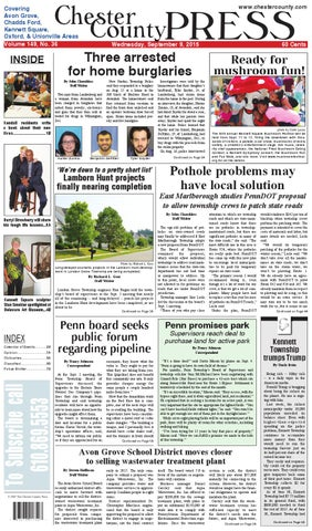Chester County Press 9-09-2015 Edition by Ad Pro Inc  - issuu