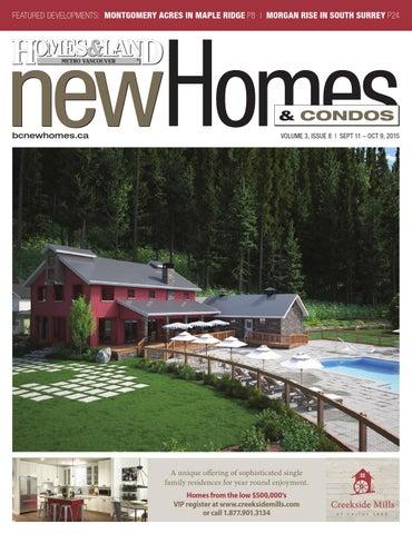 V3 Issue 8 New Homes Magazine