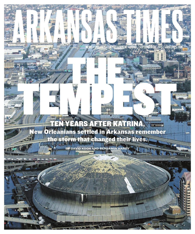 82641c40 Arkansas Times - September 10, 2015 by Arkansas Times - issuu