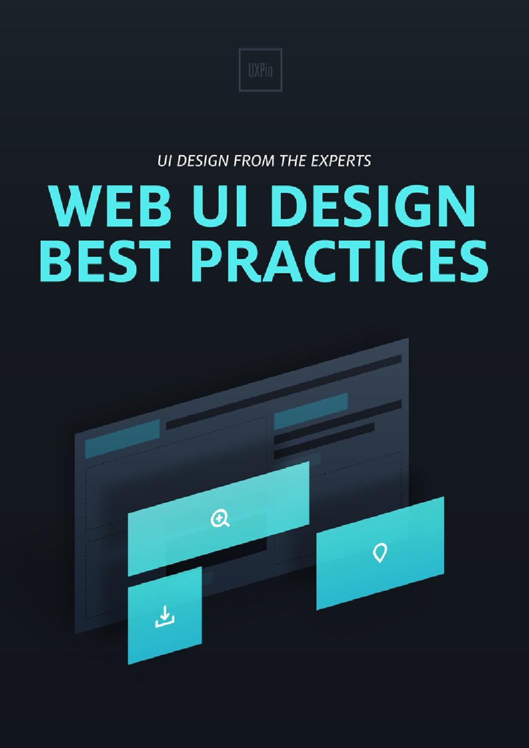 uxpin web ui design best practices by francisco del corral