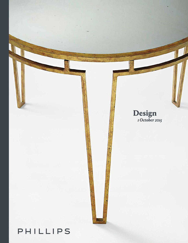 Tavolo Giardino Maison Du Monde.Design Catalogue By Phillips Issuu