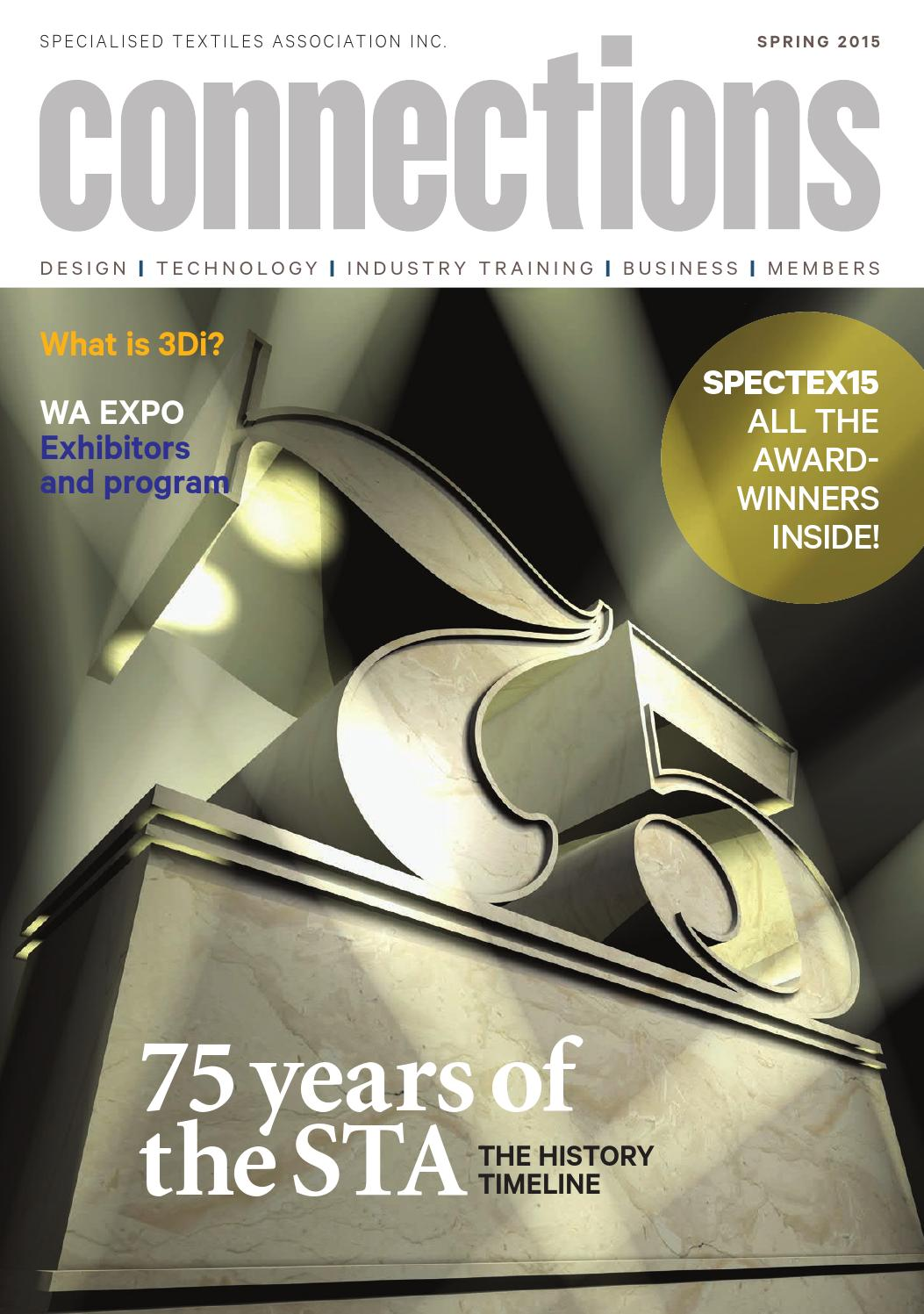 Connections Spring 2015 by Niche Media - issuu