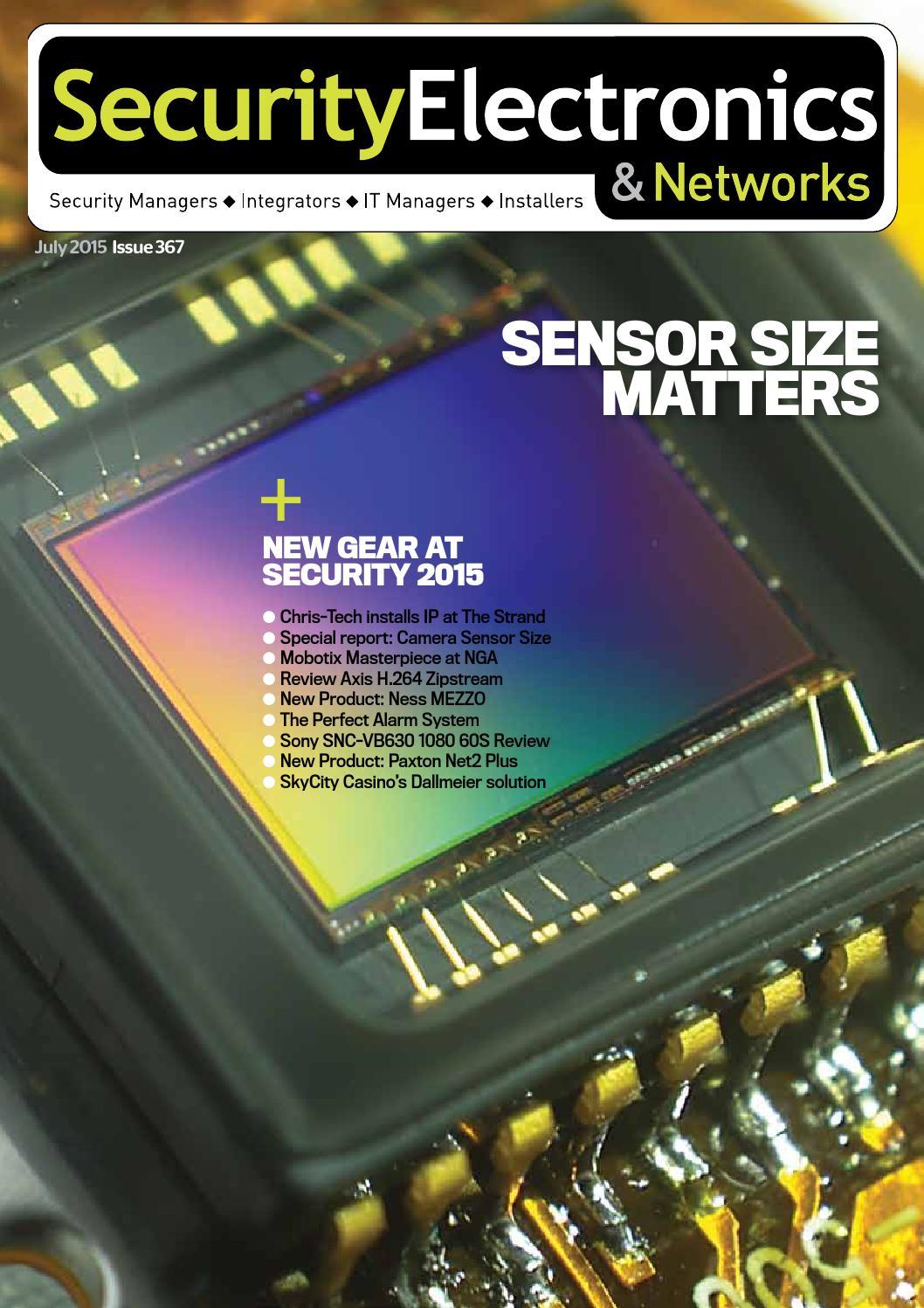 Sen Jull15 By Security Electronics Networks Magazine Issuu White Led Flood Lamp Circuit B2b Electronic Components