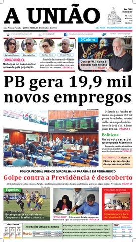 f30069549f Jornal A União - 10 09 2015 by Jornal A União - issuu
