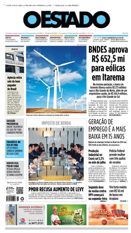 edição 22595 10 de setembro de 2015 by jornal o estado ceará issuu