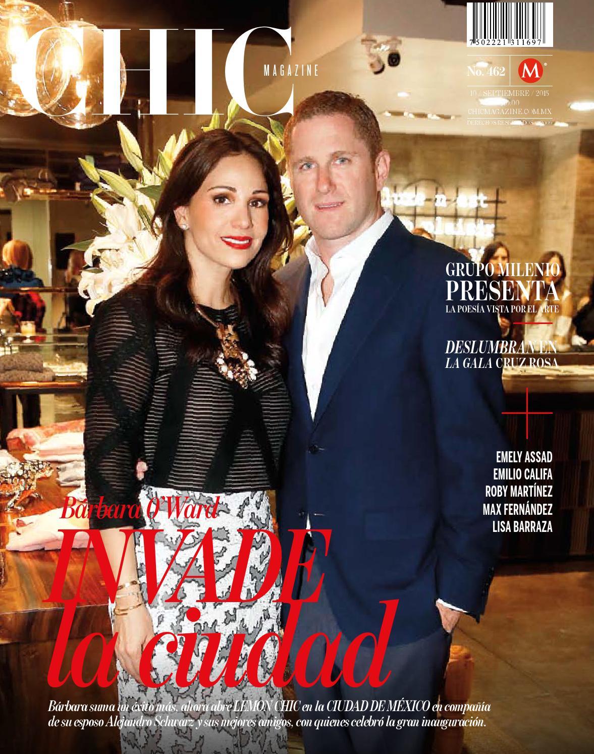 chic magazine monterrey n250m 462 10sep2015 by chic