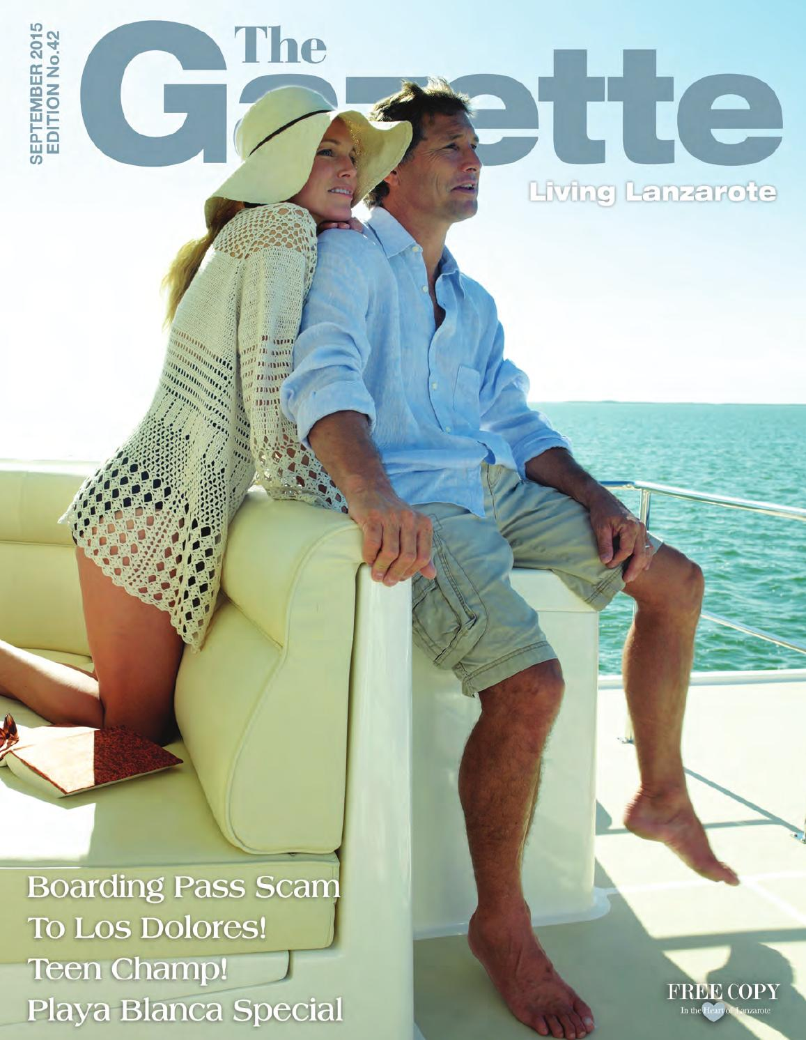 The Lanzarote Gazette June 2015 By The Gazette Issuu # Muebles Long Lane Halesowen
