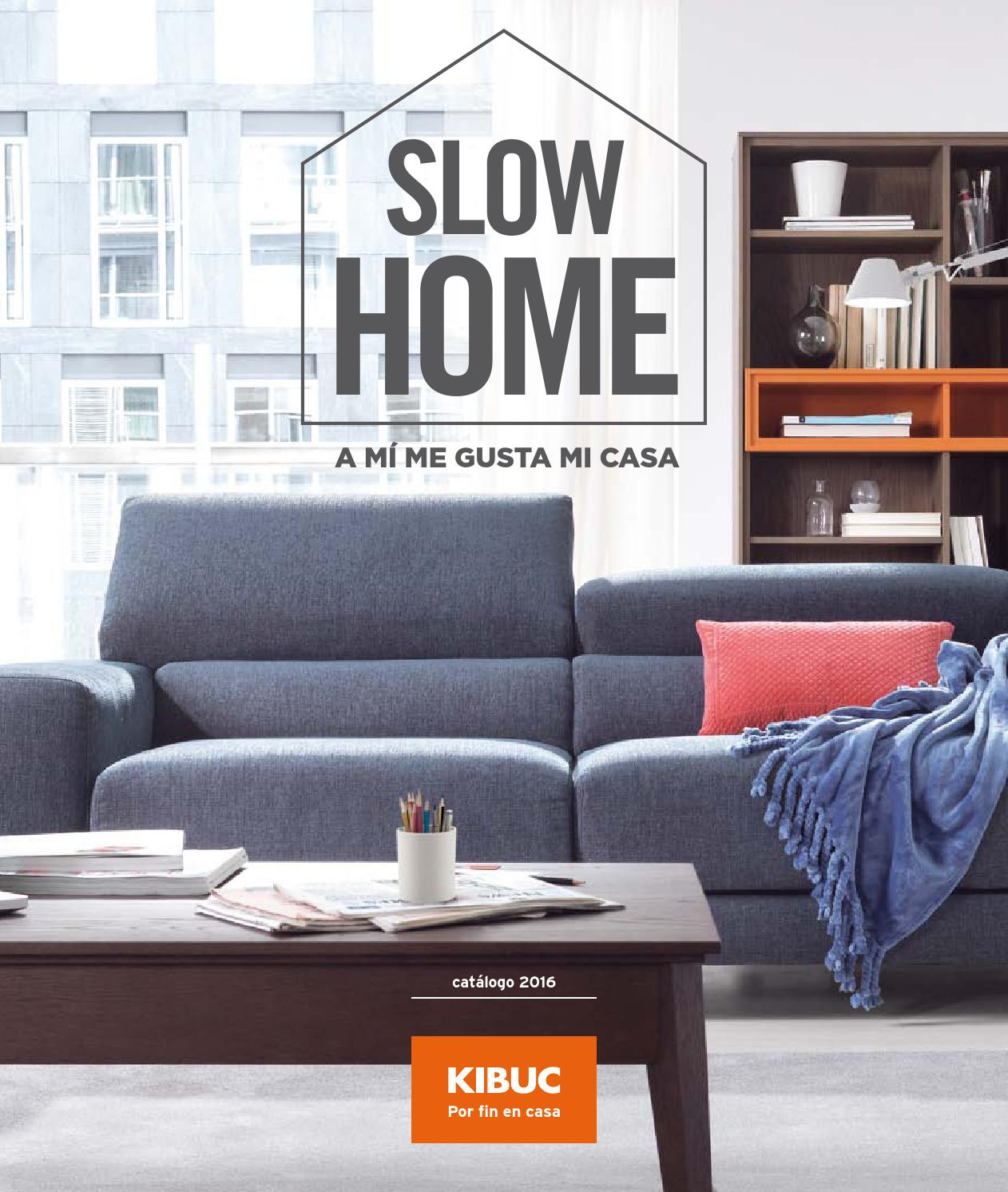 K cataleg 2015 16 cast by kibuc issuu for Muebles el poligono chiclana catalogo