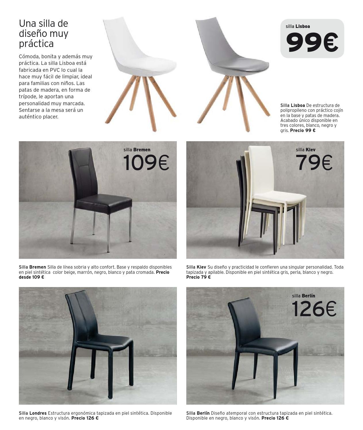 Design Sillas Comedor Kibuc Galer A De Fotos De Decoraci N Del  # Muebles Kibuc Ulla