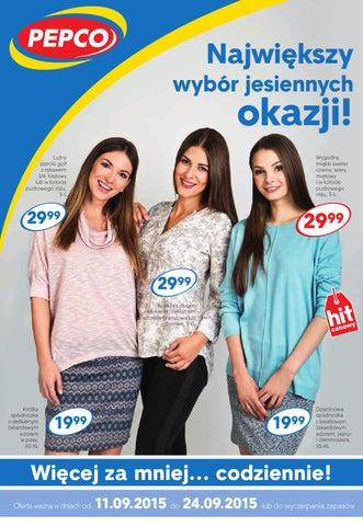 fd60b1fd42cc6e Pepco gazetka od 11.09 do 24.09.2015 by iUlotka.pl - issuu